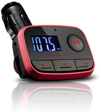 Produktfoto Energy Sistem CAR MP3 F2 Racing RED