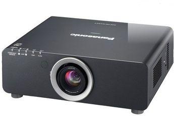 Produktfoto Panasonic PT-D6000ELK