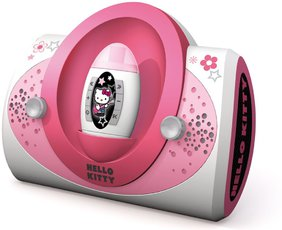 Produktfoto Smoby Hello Kitty MP3-PLAYER AND Dockingstation