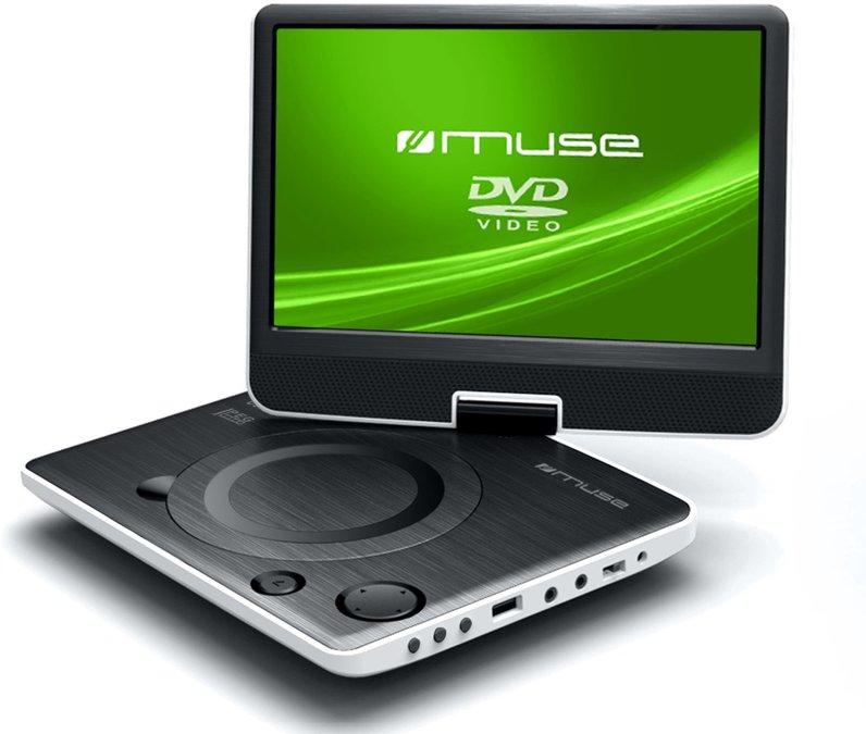 muse m 970 dpw tragbarer dvd player tests erfahrungen. Black Bedroom Furniture Sets. Home Design Ideas