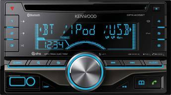 Produktfoto Kenwood DPX-405BT