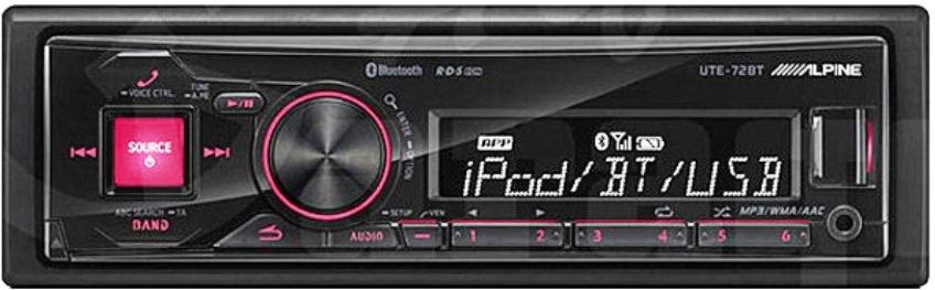 Produktbild alpine ute-72bt