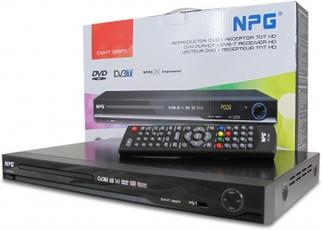 Produktfoto NPG Tech DVHT 189M