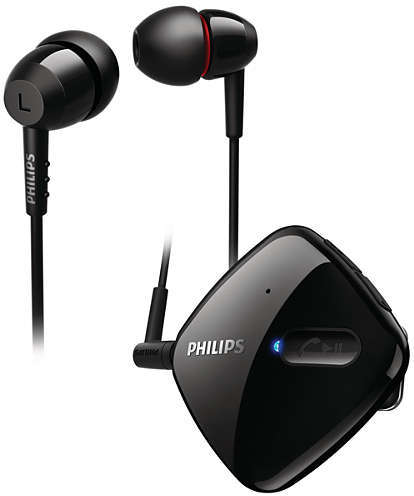 philips shb5000 bluetooth in ear clip headset tests. Black Bedroom Furniture Sets. Home Design Ideas