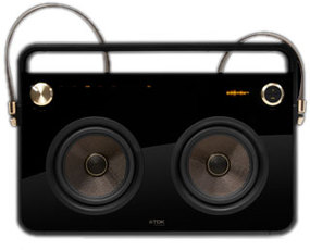 Produktfoto TDK 2 Speaker Boombox