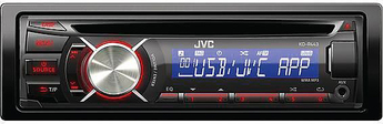 Produktfoto JVC KD-R443E