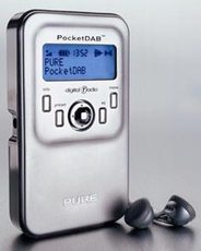 Produktfoto Pure Pocket DAB 1000