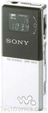 Produktfoto Sony SRF-M10
