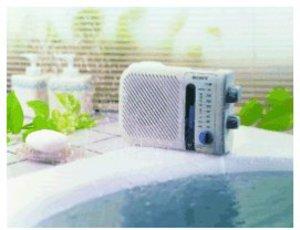 Produktfoto Sony ICF-S70
