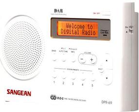 Produktfoto Sangean DPR-69