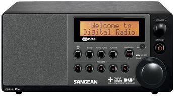 Produktfoto Sangean DDR-31 PLUS