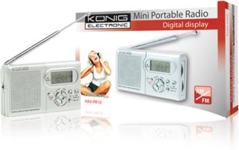 Produktfoto König Electronic HAV-PR10
