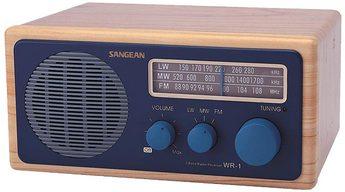 Produktfoto Sangean WR 1