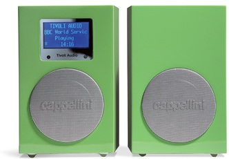 Produktfoto Tivoli Audio Cappellini Networks Stereo WITH FM