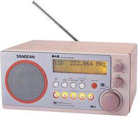 Produktfoto Sangean DDR 3