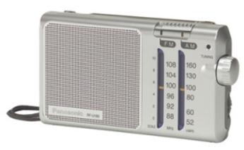 Produktfoto Panasonic RF-U 160