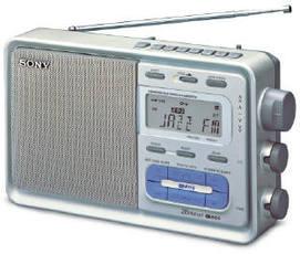 Produktfoto Sony ICF-M60SRDS