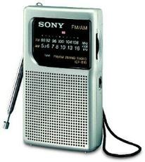 Produktfoto Sony ICF-S10MK2/S
