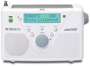 Produktfoto Roberts Solardab 2