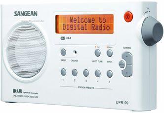 Produktfoto Sangean DPR-99