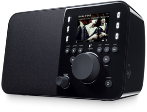 Produktfoto Logitech Squeezebox Radio & Accessory PACK
