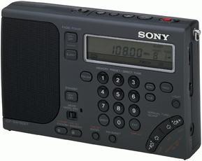 Produktfoto Sony ICF-SW1000