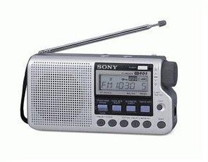 Produktfoto Sony ICFM 33 RDS