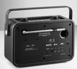 Produktfoto Scansonic SKY DAB+/FM