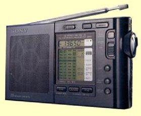 Produktfoto Sony Icfsw 40