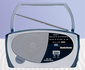 Produktfoto Audiosonic TK 376