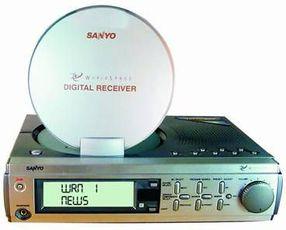 Produktfoto Sanyo DSB-WS 1000