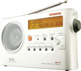 Produktfoto Sangean DPR 15