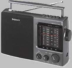 Produktfoto Sony ICF-9600