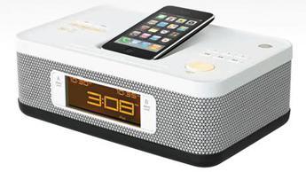 Produktfoto Memorex Clock Radio DUAL Alarm