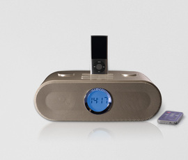 Produktfoto Tchibo Soundstation Radio iPod Docking