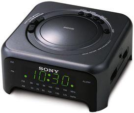 Produktfoto Sony ICF-C217/S
