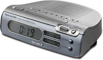 Produktfoto Sony ICF-C273
