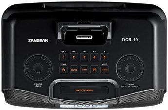 Produktfoto Sangean DCR-10