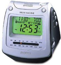 Produktfoto Sony ICF-C 630