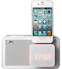 Produktfoto LG ND 1520 iPod Docking Speaker