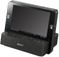 Produktfoto Sony ICF-CL70