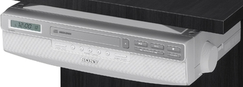Produktfoto Sony ICF-CD 523