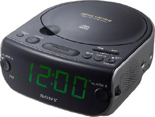 Produktfoto Sony ICF-CD814