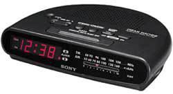 Produktfoto Sony ICF-C 390