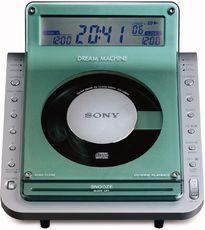 Produktfoto Sony ICF-CD855
