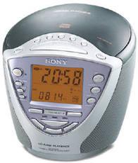 Produktfoto Sony ICF-CD853