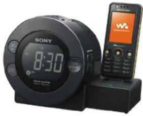 Produktfoto Sony ICF-C8WM