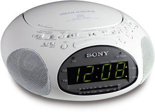 Produktfoto Sony ICF-CD831/W