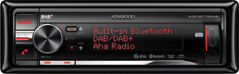 Produktfoto Kenwood KDC-BT73DAB