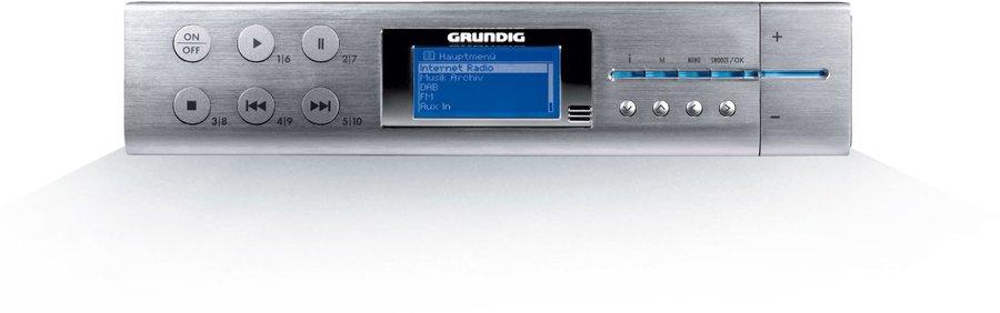 Grundig Sonoclock 890 A WEB Internetradio: Tests ...